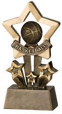 Basketball Star Resin Trophy FREE ENGRAVING