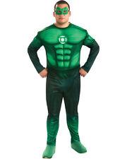 Morris Costumes Men's Tv & Movie Characters Green Lantern Jordan 44-52. RU17829
