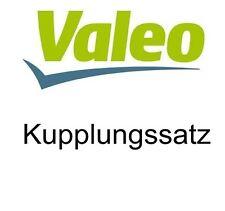 VALEO Kupplung Kupplungssatz Kupplungskit für MAZDA 323 1.8L 1989-1994