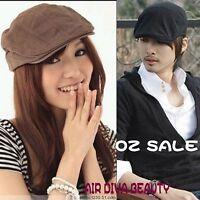 Women Lady Men Artist Retro Fashion French Solid color Beret Beanie Hat Cap