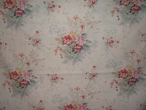 Laura Ashley, Headlands, Floral, BTY,  Multiple Colors Available