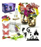 Fairy Craft Kits for Girls - Fun Crafts and DIY Arts Project for Kids - Make You