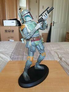 Star Wars Attakus Limited Edition BOBA FETT - Statue No:783 of 1500 - 1/5 Scale