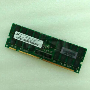 Micron 1GB PC133 133MHZ CL3 ECC REG DIMM MT36LSDF12872G-133C1 PC133R-333-542-Z