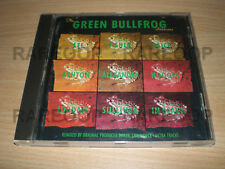 Green Bullfrog Sessions (CD, 1991, Connoisseur) Derek Lawrence Ian Paice Ritchie