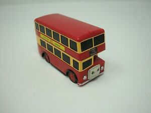 Tomy Trackmaster Thomas & Friends Red Bulgy Bus