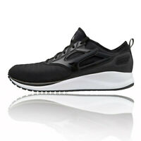 Mizuno Mens Ezrun CG Running Shoes Trainers Sneakers Black Sports Breathable