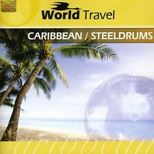 World Travel: Caribbean/Steeldrums - World Travel (2009, CD NIEUW)