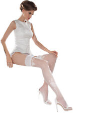 Elastane Bridal Stockings & Hold-ups Women's Singlepack