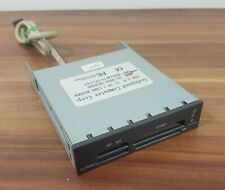 "3,5"" Card Reader USB 2.0 11 in 1 MS MMC SD CF MD usw TOP! Godspeed Kartenleser"