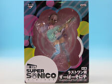 [FROM JAPAN]Ichiban Kuji Super Sonico Last One Prize Super Sonico Premium Fi...