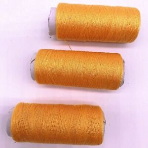 High quality 3pcs/set 40S/2 Sewing Thread Machine embroidery thread 100 yards/PC