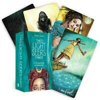 Light Seer's Oracle Tarot Cards Deck Board Game English 78Cards Divination Gift