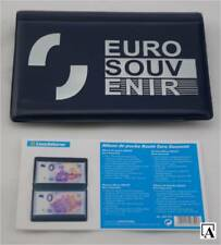 NEU: Leuchtturm Taschen-Album für 40 x 0-Euro Souvenir Banknoten Billets Urlaub