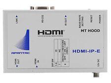 Apantac HDMI-IP-E HDMI Extender (Transmitter) RS232/IR/Gigabit Ethernet Network