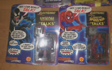 Spider-Man & Venom Talks! vintage 1991 figures