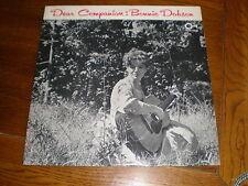 Bonnie Dobson LP Dear Companion