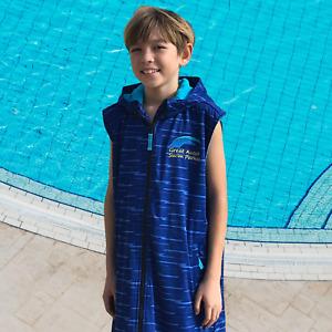 WARM WEATHER Great Aussie Swim Parka - Since 2011 - Children to Adults Small