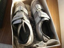 1990s Racing shoes Shimano SH-R110 silver 42 size vintage racing l'eroica