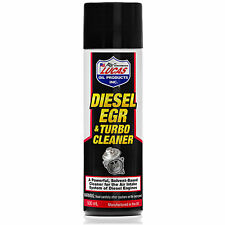 Lucas Diesel EGR & Turbo Treatment Cleaner Reduce Emissions Aerosols 500ml New