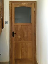Solid Oak Interior Arched Door !!! Made to measure!!! Bespoke!!! High quality!!!