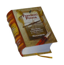 Poemas Completos Fernando Pessoa Tapa Dura Miniatura Libro Portuguese Heteronym