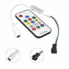 14keys WS2811 WS2812B LED Stripe Controller drahtlose RF führte RGB DC5-24V DE