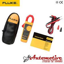 Fluke 325 True-rms AC/DC Clamp Meter with Temperature & Genuine C33 Carry Case