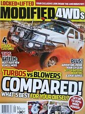 Locked & Lifted Modified 4WDs Magazine No.8 20% Bulk Magazine Discount