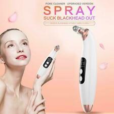 Electric Facial Skin Care Pore Blackhead Acne Cleaner 6 Suckers Vacuum Remove