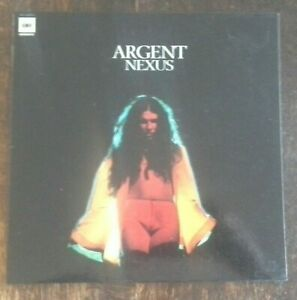 (ARGENT-Nexus)-MALAYASIAN COPY/Russ Ballard/Zombies-G9-LP