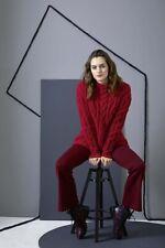 Lang Yarns Luna Knitting Pattern Pullover As Download Family