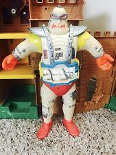 "1991 TMNT Krang's Android Body 11.5"" Mirage Studios Playmates Ninja Turtles"