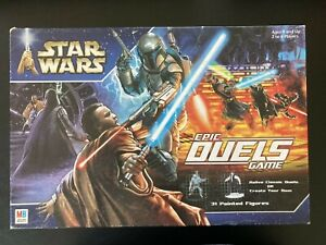 Star Wars Epic Duels Game, Pre-Owned, Complete, Quick Ship, Great Shape!!