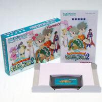 Tales of the World Narikiri Dungeon 2 Nintendo Game Boy Advance Japan Import