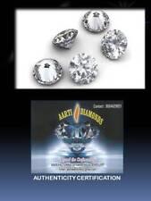 Lotto 5 diamanti taglio brillante 0,25 ct