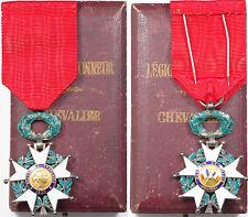 IIIe République, légion d'honneur, 1870, argent, boîte - 16