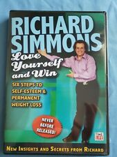 Richard Simmons; Love Yourself and Win: Dvd, Pre-owned