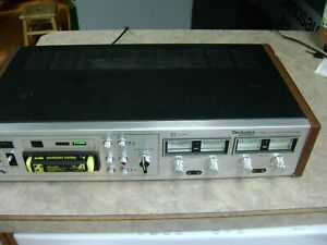 Technics by Panasonic 8-Track 4-Channel Recorder 858 Model RS-858US