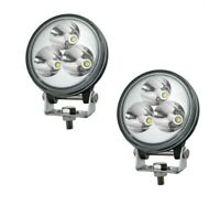 """2x 3.2""""9w Rund Led Arbeitslampe Lampe Punktstrahl Wasserfest für Lkw Auto"""