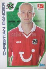Topps Bundesliga 12/13 Einzelsticker 145 Christian Pander