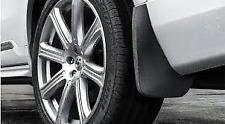 Mudflap Set Rear Genuine Volvo XC90 31399346 31664101 Mudflaps Mud Spats