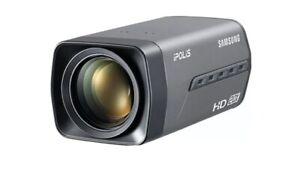 Samsung SNZ-5200 Network PoE Camera | 1.3MP 720p HD Day/Night 20x Zoom