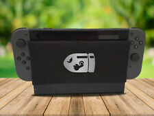 Bullet - Nintendo Switch Dock Sock Cover Geeky Gaming Screen Handmade