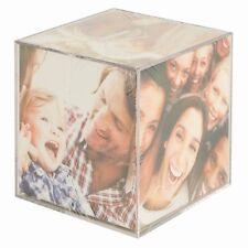 Cubo De Foto Marco de Imagen (9CM X 9CM) - acrílico imagen 6 Foto Decoración Regalo