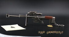 1:6 1/6 Weapon China Qbu-10 Sniper Rifle Full Metal battlefield