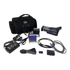 New ListingSony Handycam Hdr-Hc1Hdv 1080i Handycam Camcorder Barely Used Excellent Working
