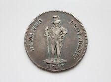 Schweiz 1/2 Taler 1796 Bern Silber