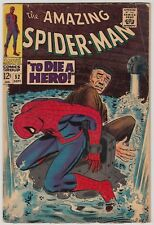 AMAZING SPIDER-MAN #52, MARVEL 1967, VG/VG+ CONDITION