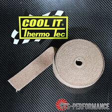 Thermo Tec Auspuffband Hitzeschutzband Kupfern 50 mm x 1 Meter - NEU